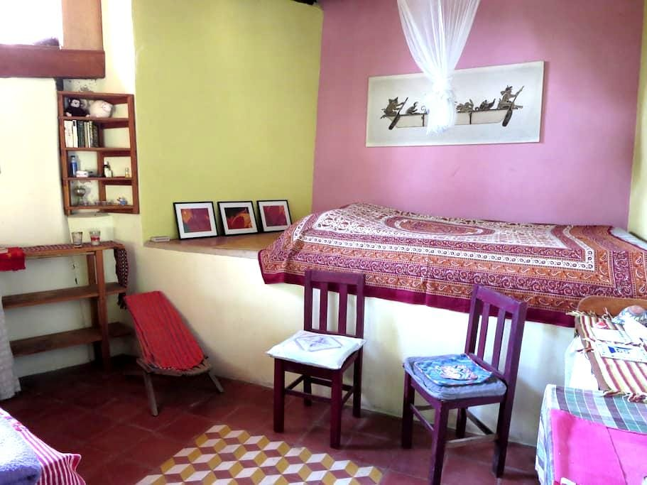 private room in separate garden house - กระท่อม