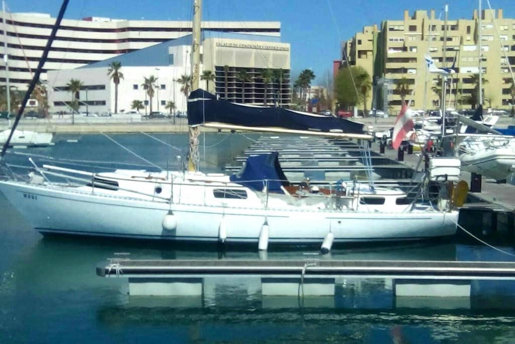 Accommodation on Sailing Boat - puerto mogan - Boot