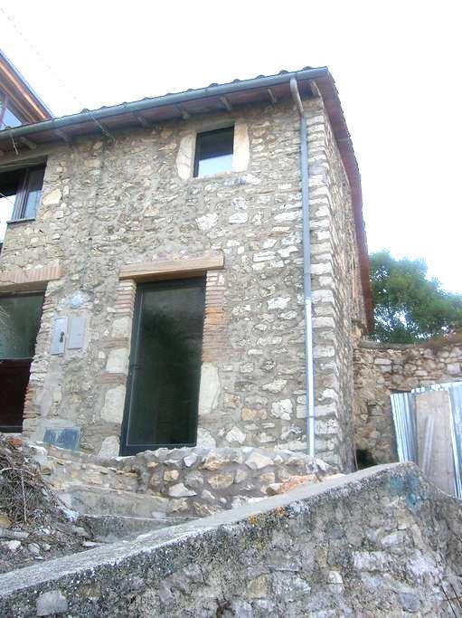 CASA IN LOCALITA' MOGGIO RIETI - Moggio, Rieti - Huis