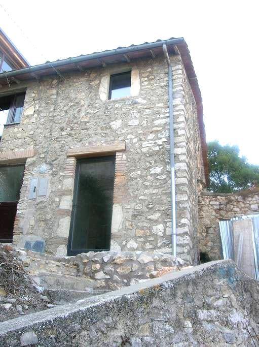 CASA IN LOCALITA' MOGGIO RIETI - Moggio, Rieti - Haus