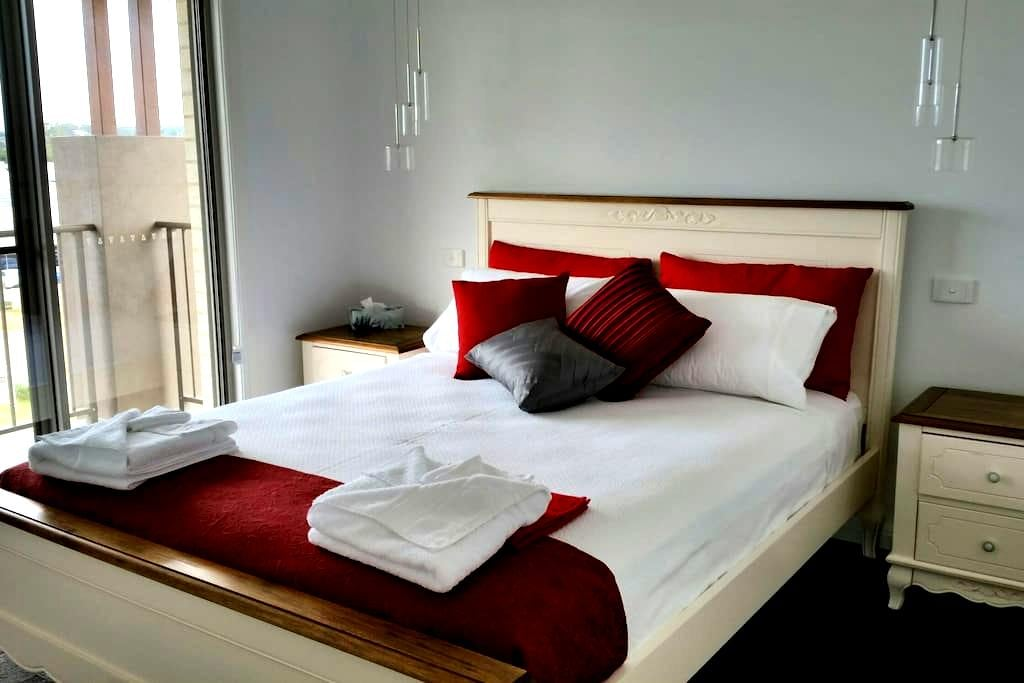 Shiraz room at vineyards door step - Cessnock - Bed & Breakfast