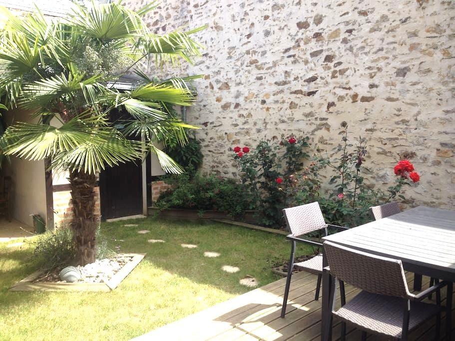 Petite maison de charme - Le Lion-d'Angers - Rumah