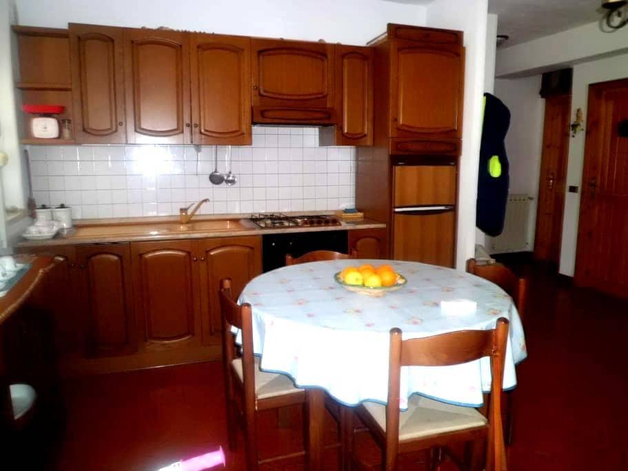 Deliziosa casetta - Ovindoli - Wohnung