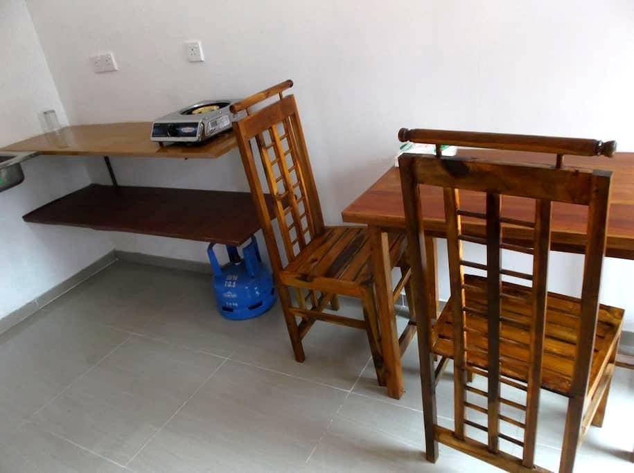 Double Room with kitchen - Hikkaduwa - Daire