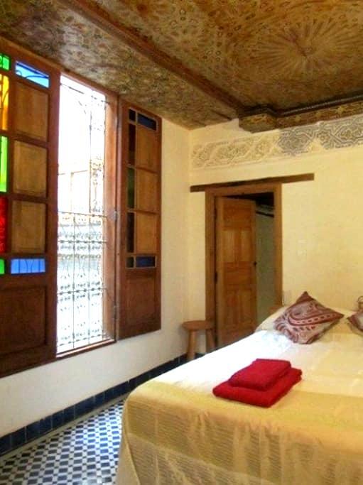 Dar Drissi B & B - Fatima Room - Fez