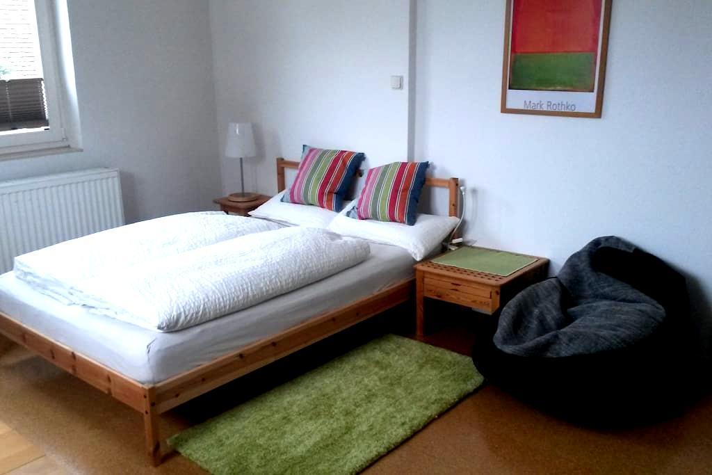 1-Zi.-Wohnung in Gadderbaum, stadt- und waldnah - ビーレフェルト - アパート