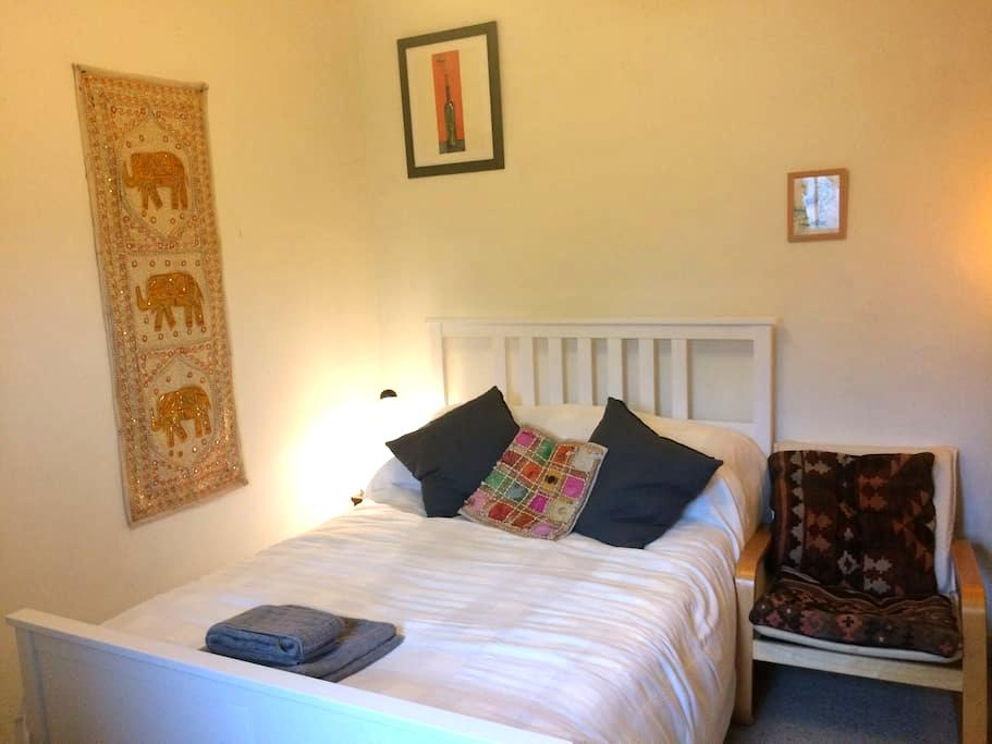 Cozy double in beautiful Jericho - Central Oxford - Oxford - Huis