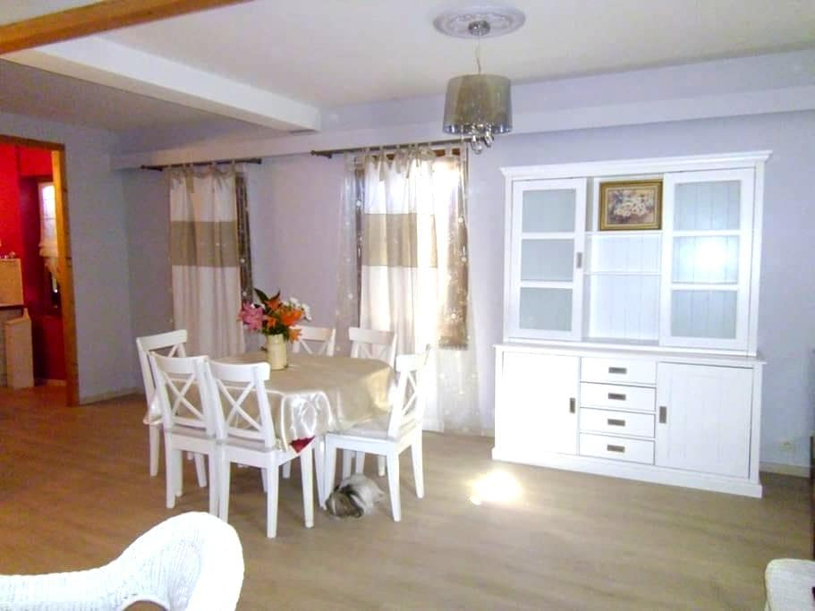 appartement de charme - Villeneuve-sur-Lot - Apartamento
