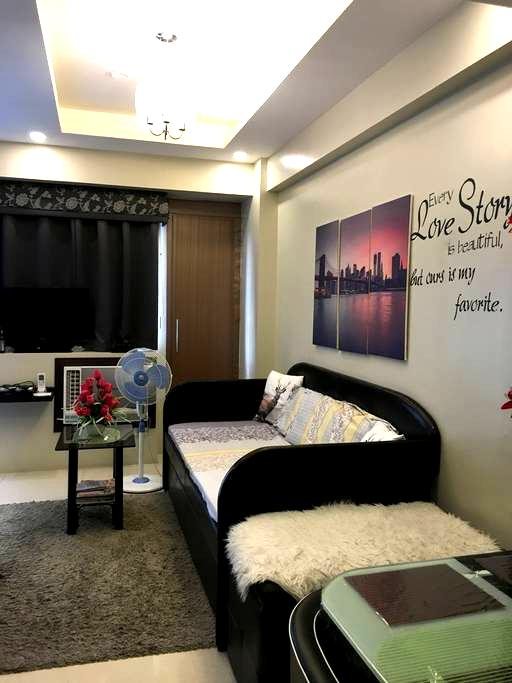 AFFORDABLE CONDO UNIT @ NEWPORT INFRONT NAIA 3 - Pasay - Apartment
