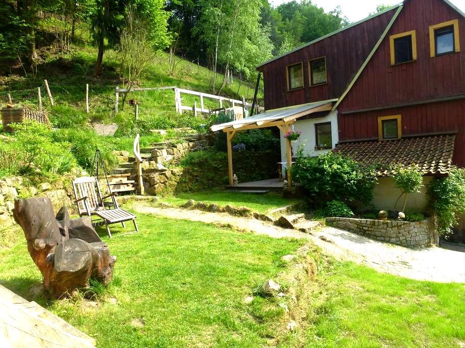 Ferienwohnung sächsische Schweiz - Bad Schandau