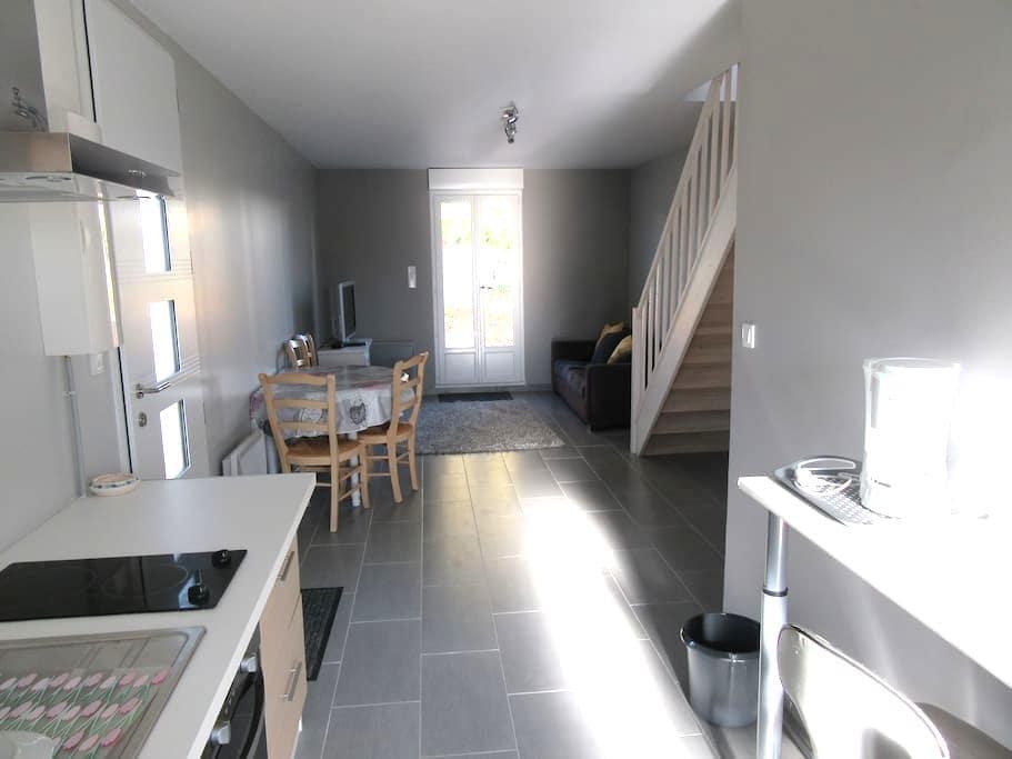 Jolie maison en pierres de Charente refait à neuf - Saint-Yrieix-sur-Charente - Dům
