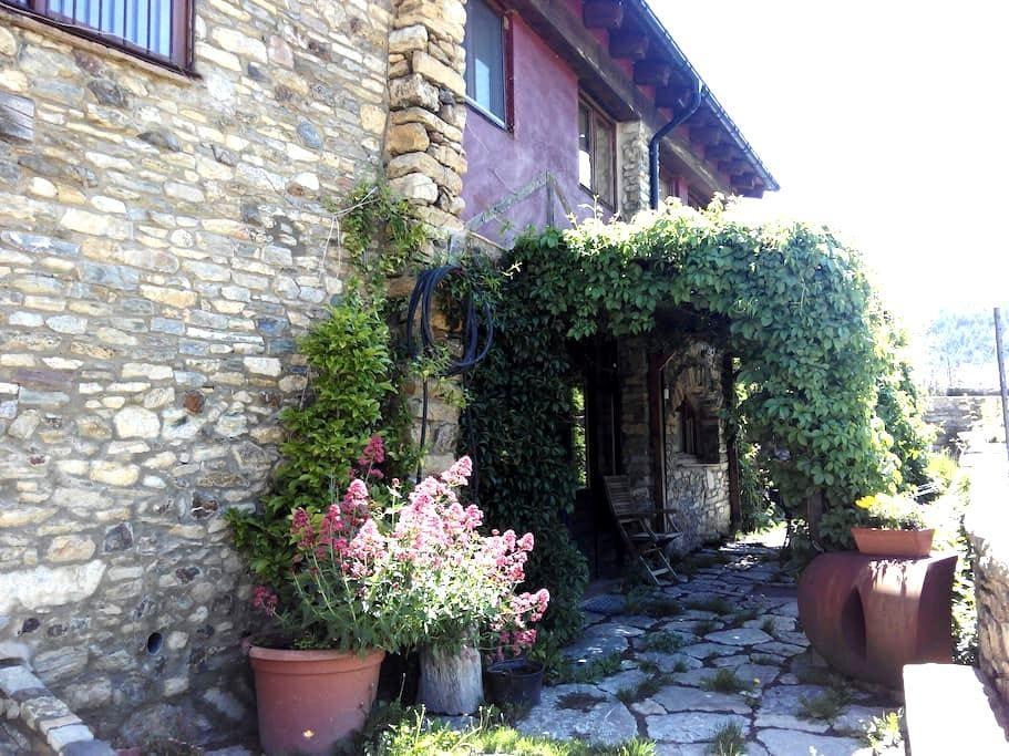 Rincón auténtico en el Pirineo - El Pont de Bar - Квартира