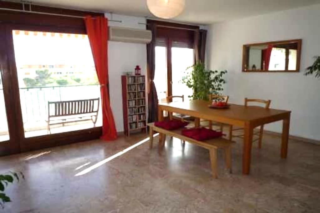 Chambre dans un appartement de 105 m2 - Μονπελιέ - Διαμέρισμα