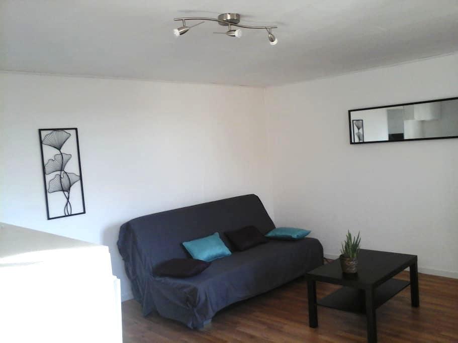 studio meublé indépendant - Chambray-lès-Tours - Apartmen