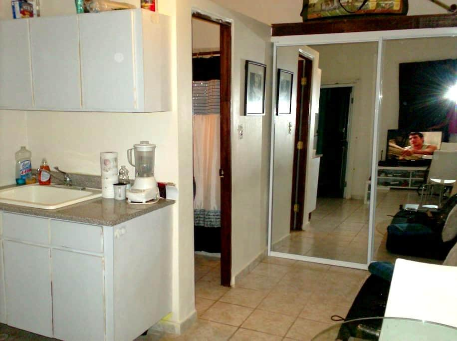 Nice studio apartment, totally independent. - San Juan - Apartment