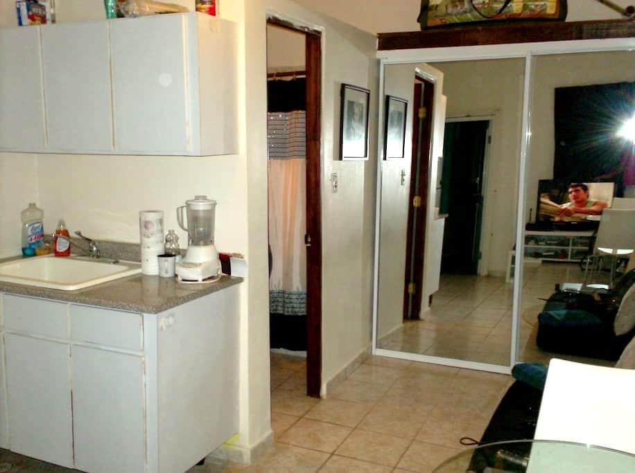 Nice studio apartment, totally independent. - San Juan - Wohnung