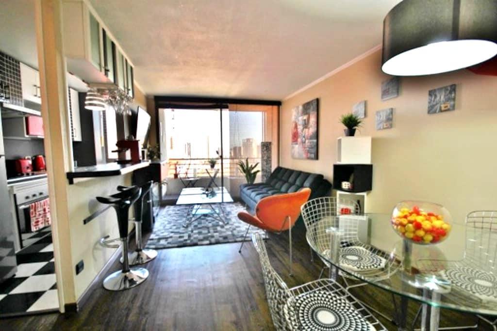 Apartamento en Bellavista - Recoleta - Apartamento