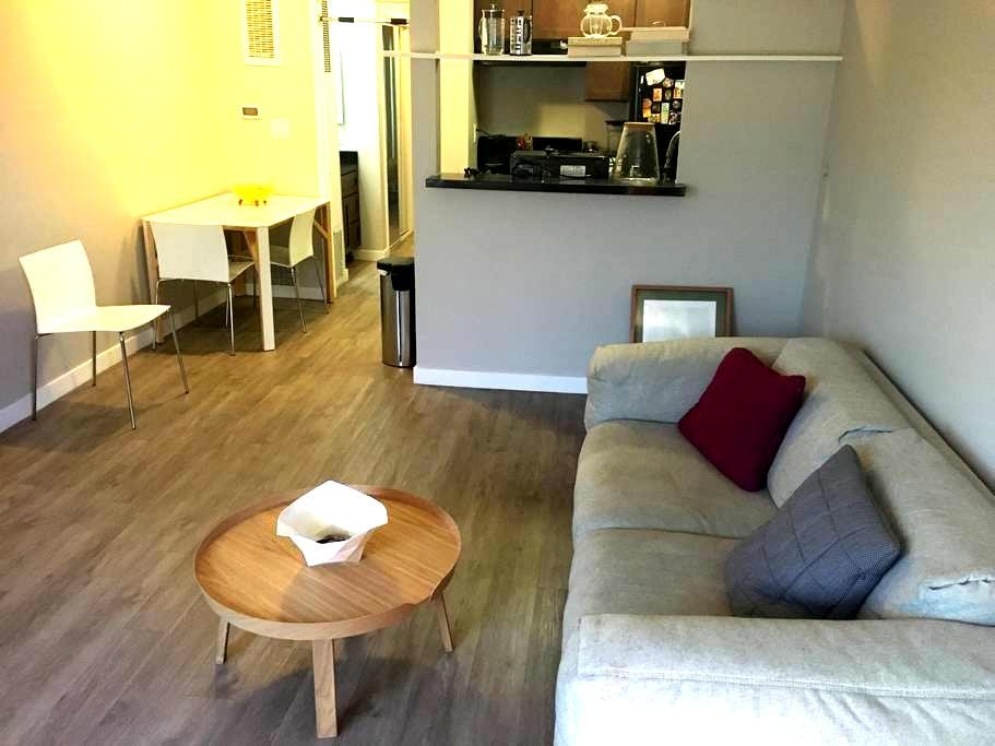 Cozy, clean updated space - Culver City - Appartement