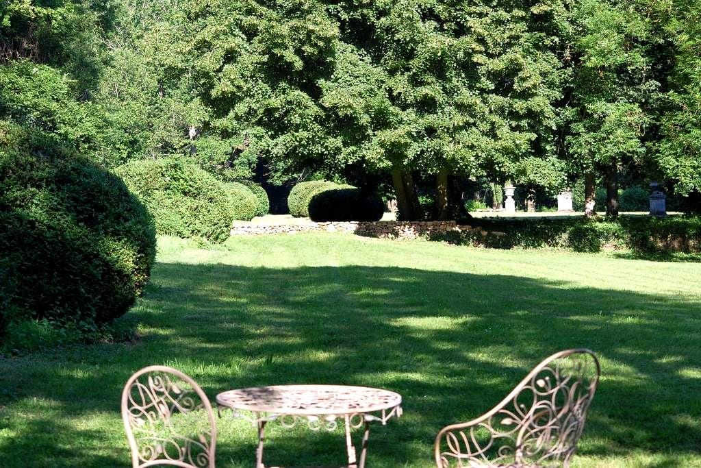 Chambre d'Hôtes au parc historique de Méridon - Chevreuse - Pensió