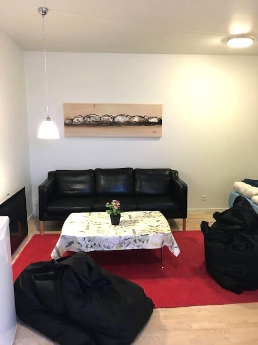 3 Ferielejligheder 3 x 2 pers. på smukke Djursland - Trustrup - Bed & Breakfast