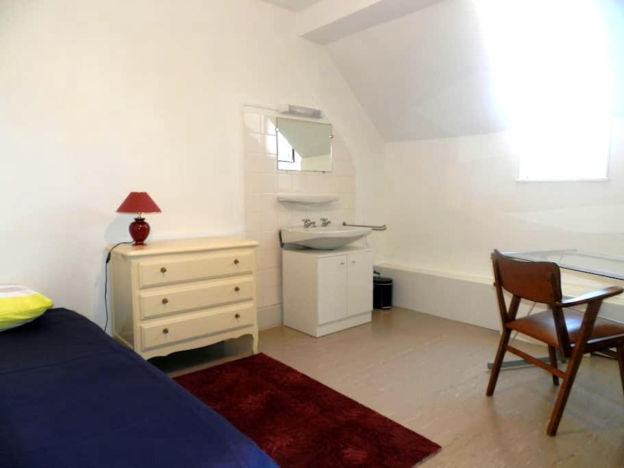 Chambre n°35  - Mazamet - Pis