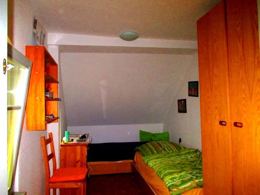 Klein und praktisch - Freiberg - House
