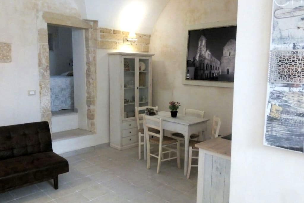 loft nel centro storico - Martina Franca - Casa