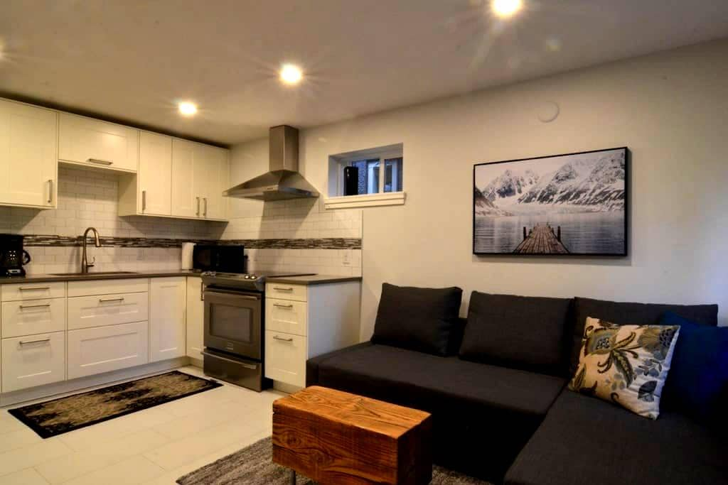 Lovely Suite in Kitsilano Central - Vancouver - Hus