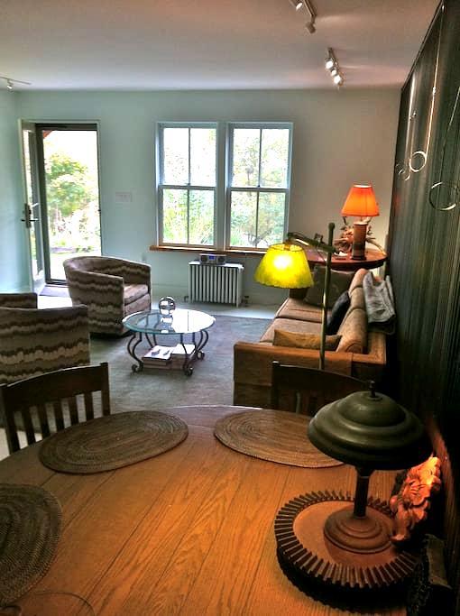 Little Mill House: a VT hideaway - Bristol - Dům