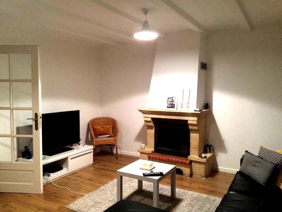 Appartement/Maison à 10 min de Colmar - Appenwihr