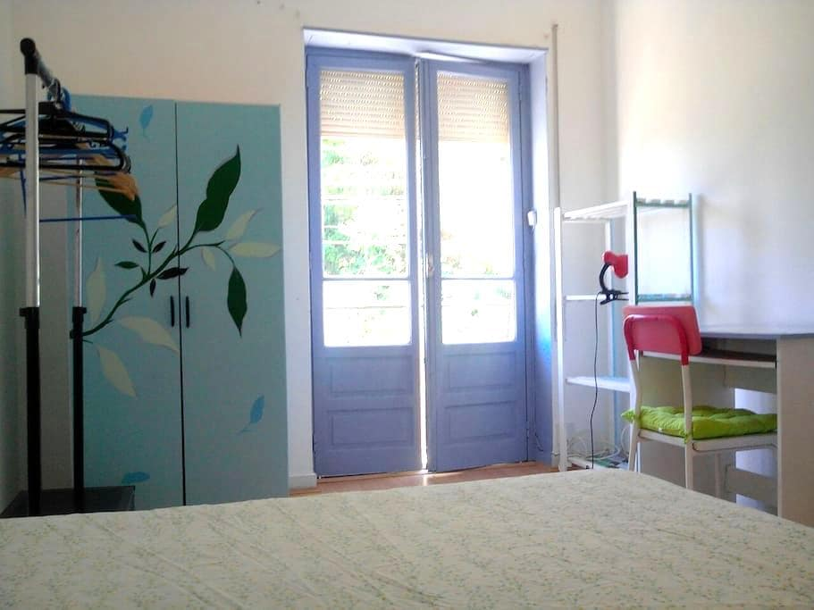 Bright&Lovely double room - Coimbra - Maison