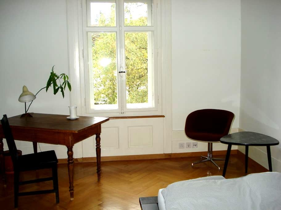 Beautiful room in lovely flat near Old Town - Bern - Pis