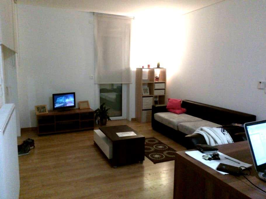 Bel appartement dans résidence neuve à Tourcoing - Tourcoing - Apartment