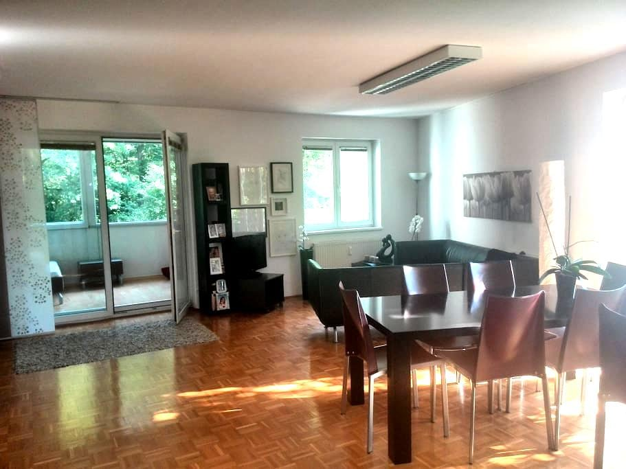 Schöne, gepflegte, helle und großräumige Wohnung - Vöcklabruck