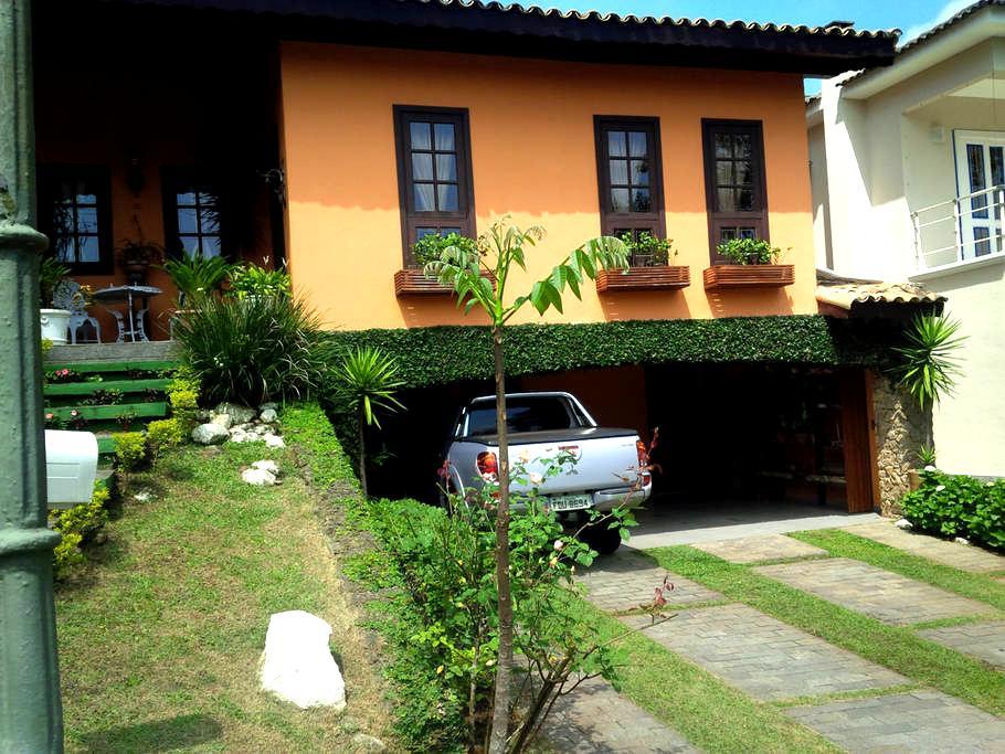Casa Aconchegante Condominio Serra - Barueri