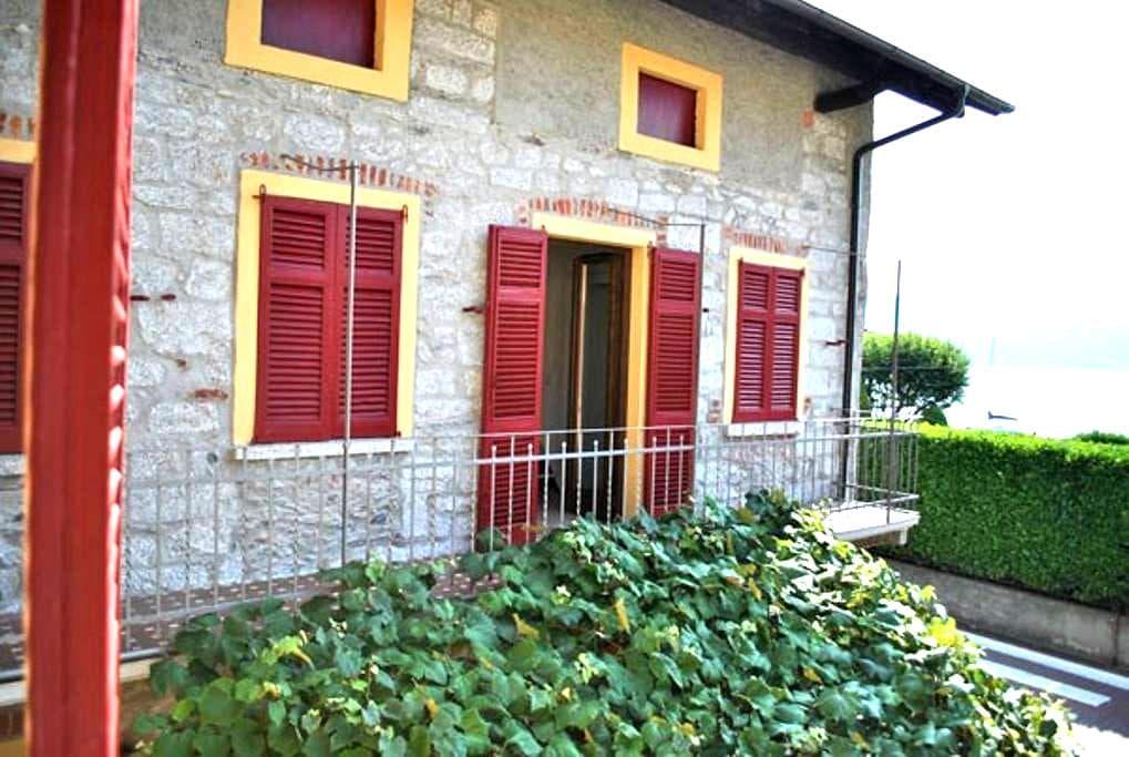 Casa sul Lago d'Orta-Ca dl'Elvira - Pella - Haus