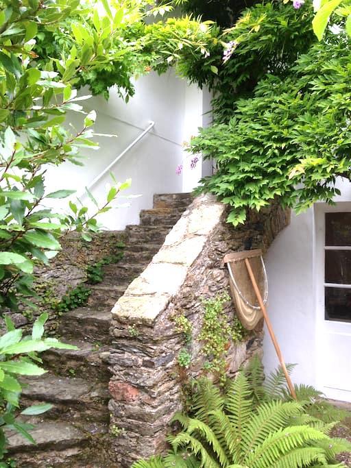 Appart d hôtes Bernerie 100m mer - La Bernerie-en-Retz - House