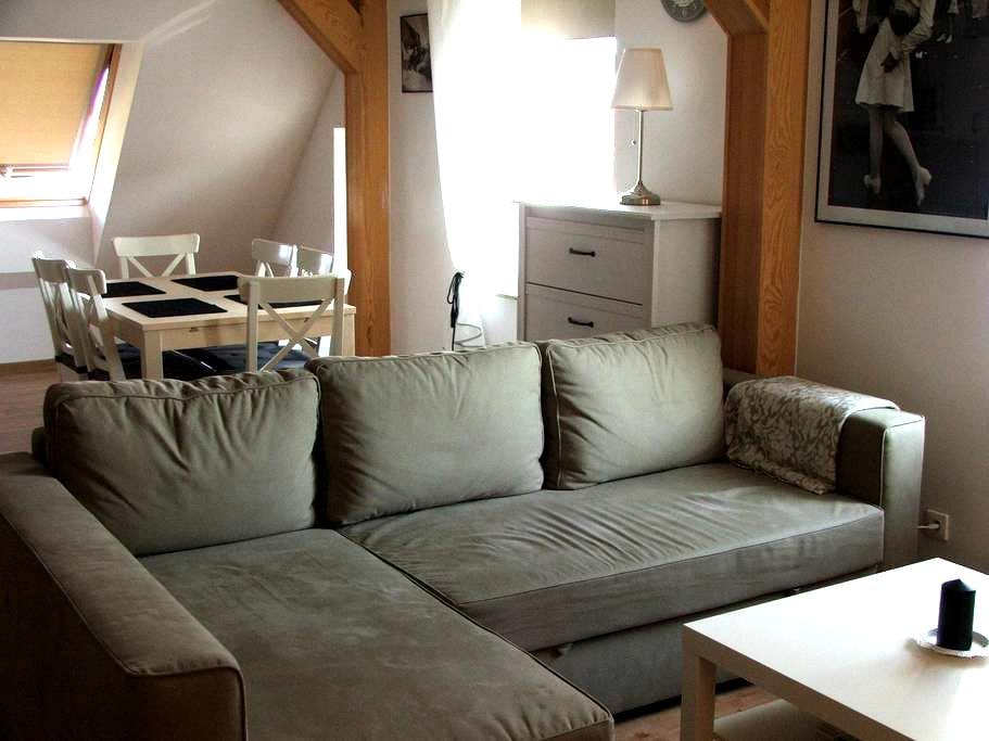 Komfortowy apartament Baltic Sea - Jastarnia - Leilighet
