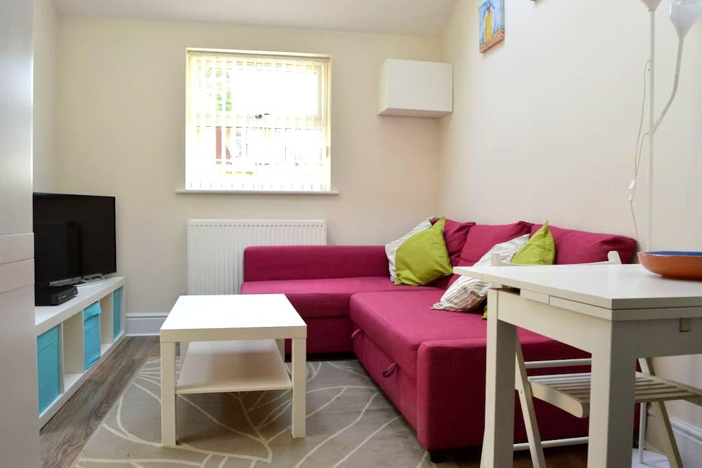 The Annexe, Shanklin, Isle of Wight - Shanklin - Apartamento