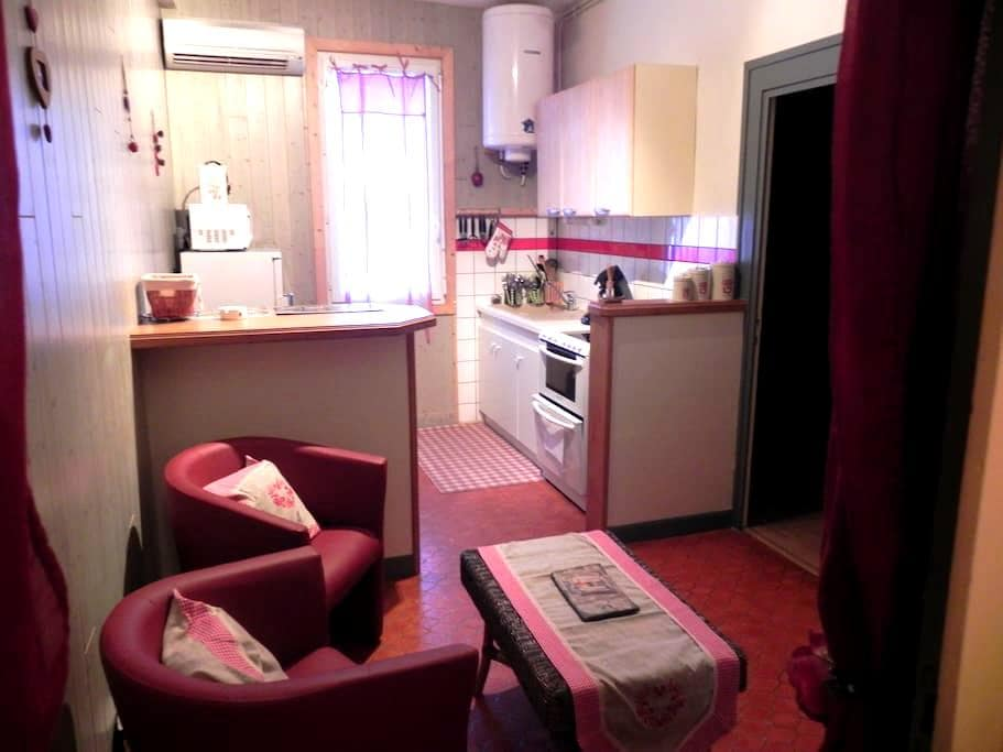 bel appartement a 5 min du centre - Le Mont-Dore - Byt