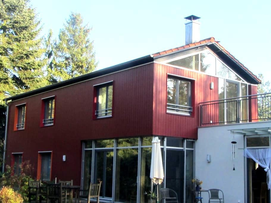 Wohnen in der Lüneburger Heide - Otter - Apartmen