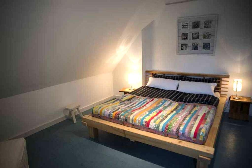 Doppelzimmer in Rosenheim - Rosenheim - Apartamento
