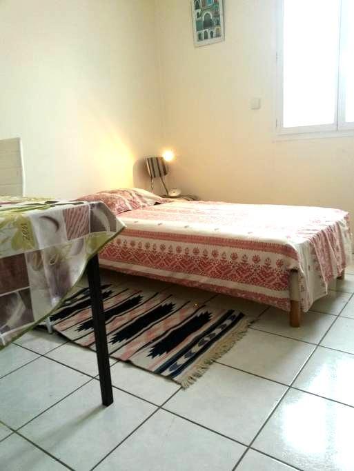 chambre RDC  maison particulière - Mognard