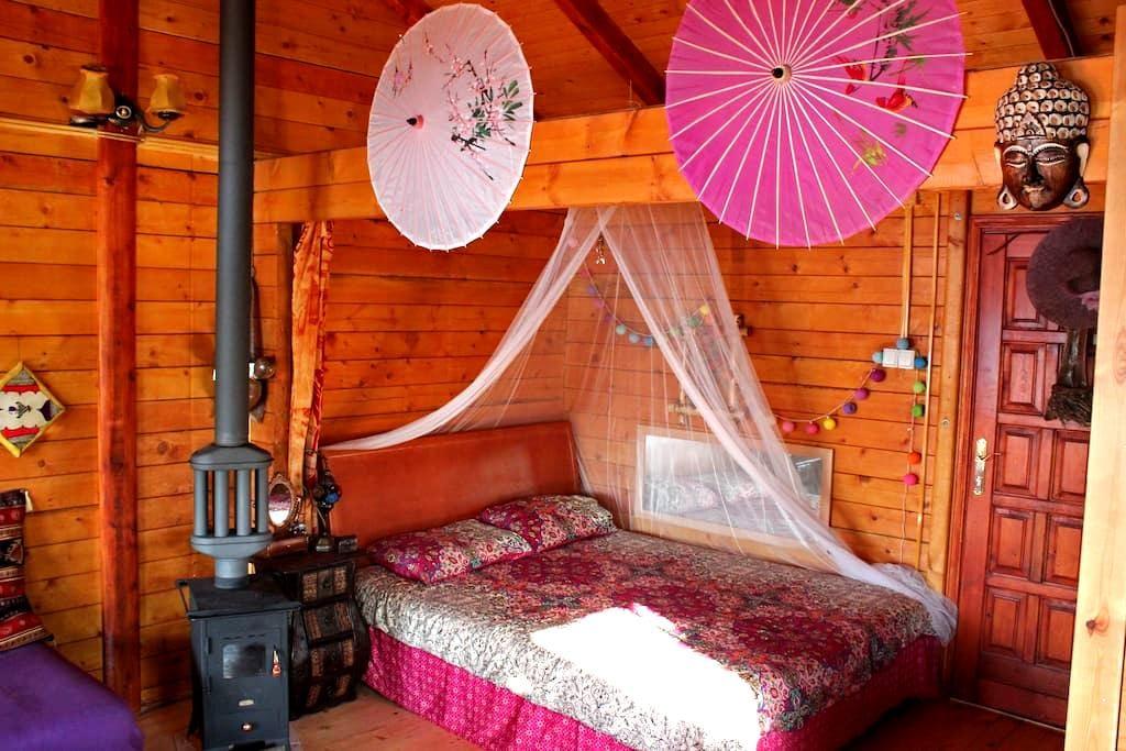 Romantic River House / Ada Bojana - Ulcinj - Hus