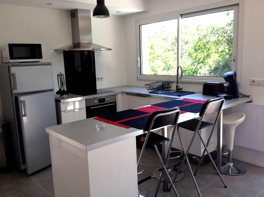 new studio full equipped - Lacanau - Appartement