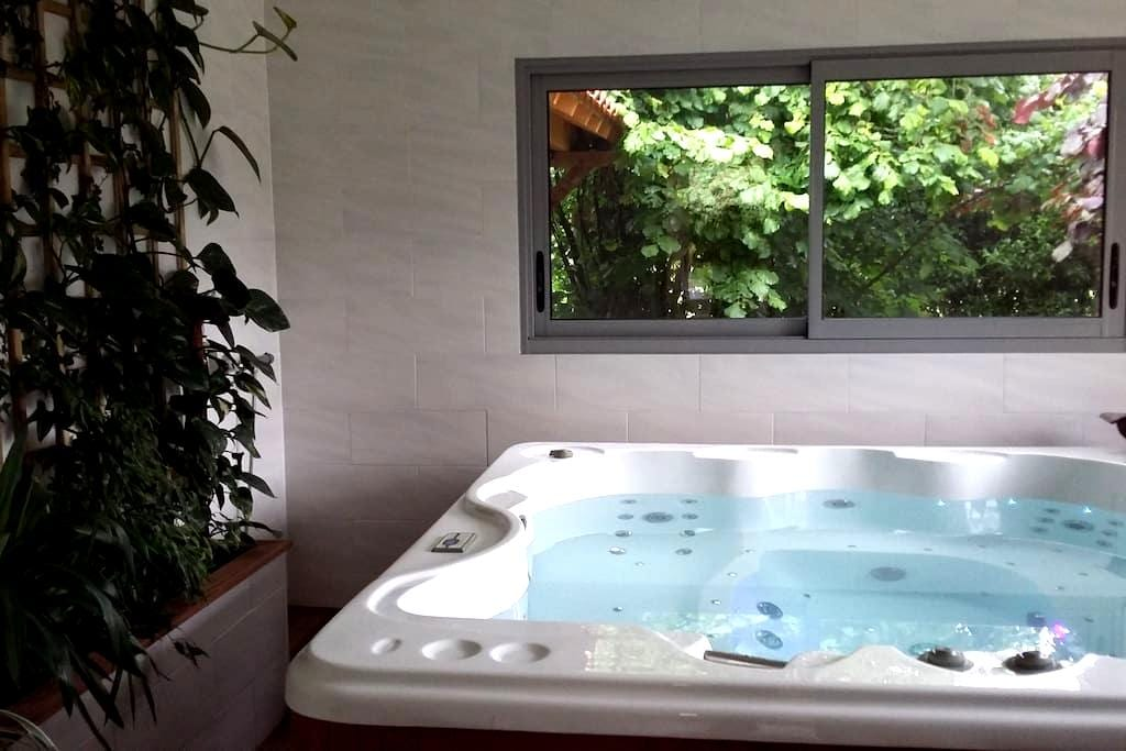 Logis de charme et spa dans le vignoble nantais - La Haie-Fouassière - Huis