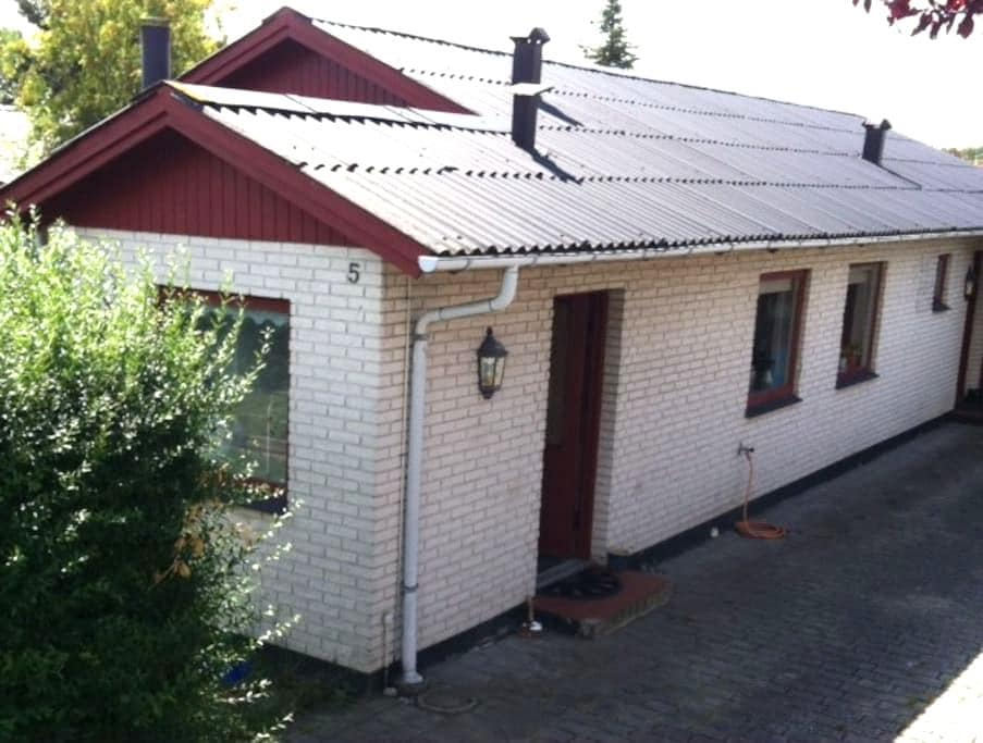 House in quiet Odense suburb.  - Agedrup - Casa