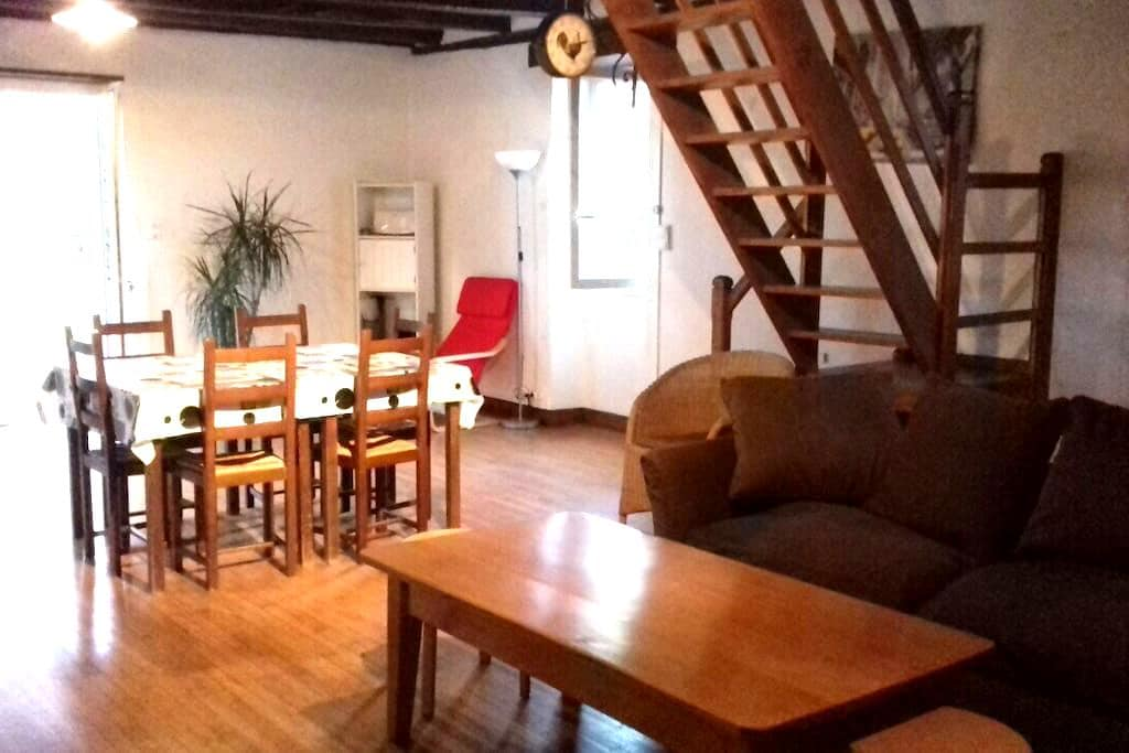 Gite rustique au cœur de la Corrèze - Astaillac - House