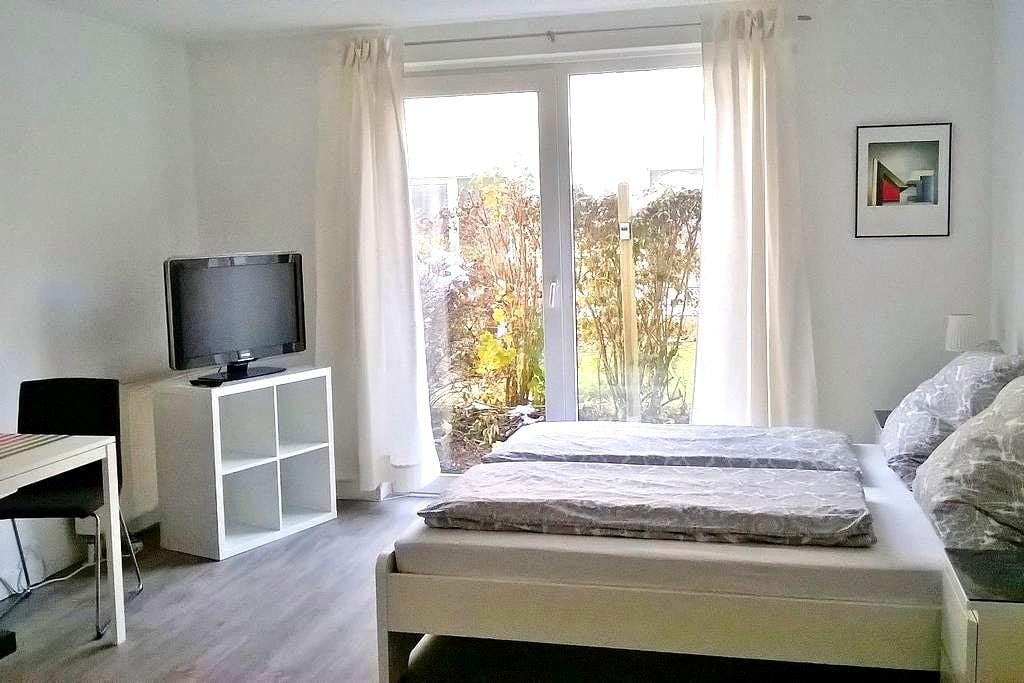 Apartment in zentraler Lage mit Parkplatz - Lüneburg - Selveierleilighet