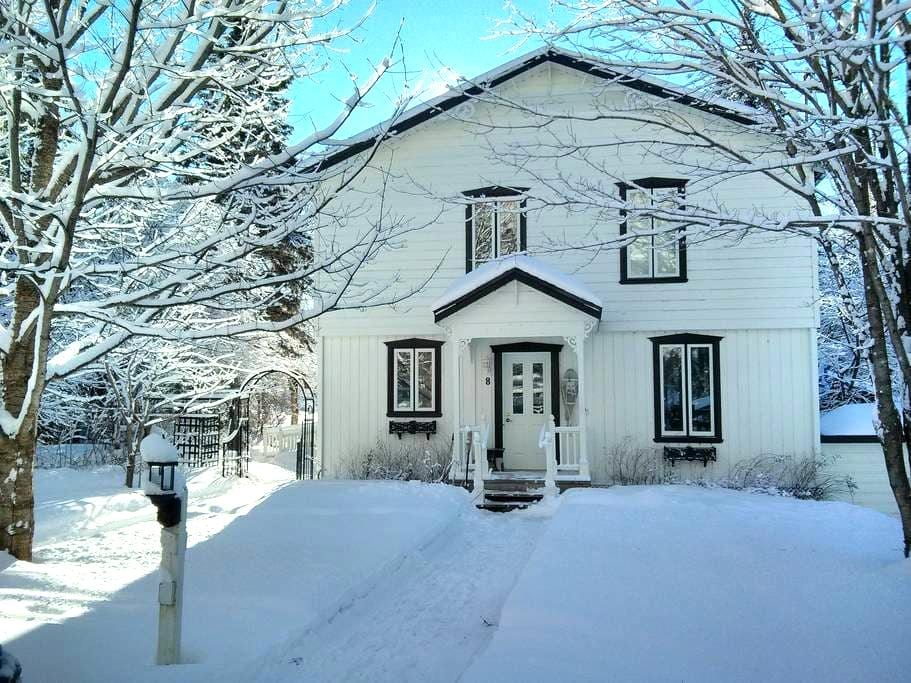 Country house in Stoneham-et-Tewkesbury, Quebec - Stoneham-et-Tewkesbury - บ้าน
